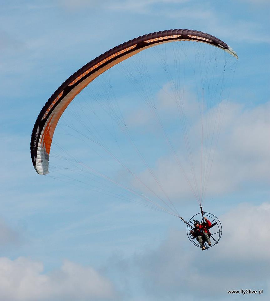 PPG Uprawnienie do lotów na paralotni z napędem