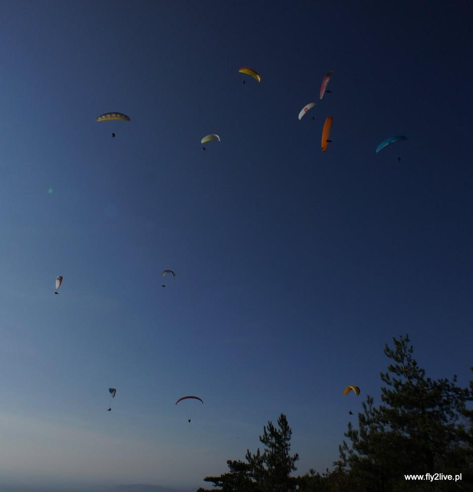Wyjazdowe ostatki 27.10 – 4.11 – 3 etap latanie termiczne i żaglowe